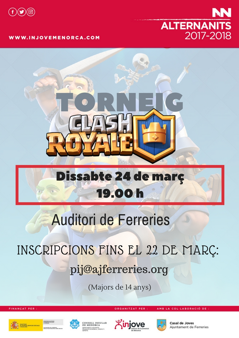 Torneig Clash Royale (Alternanits)