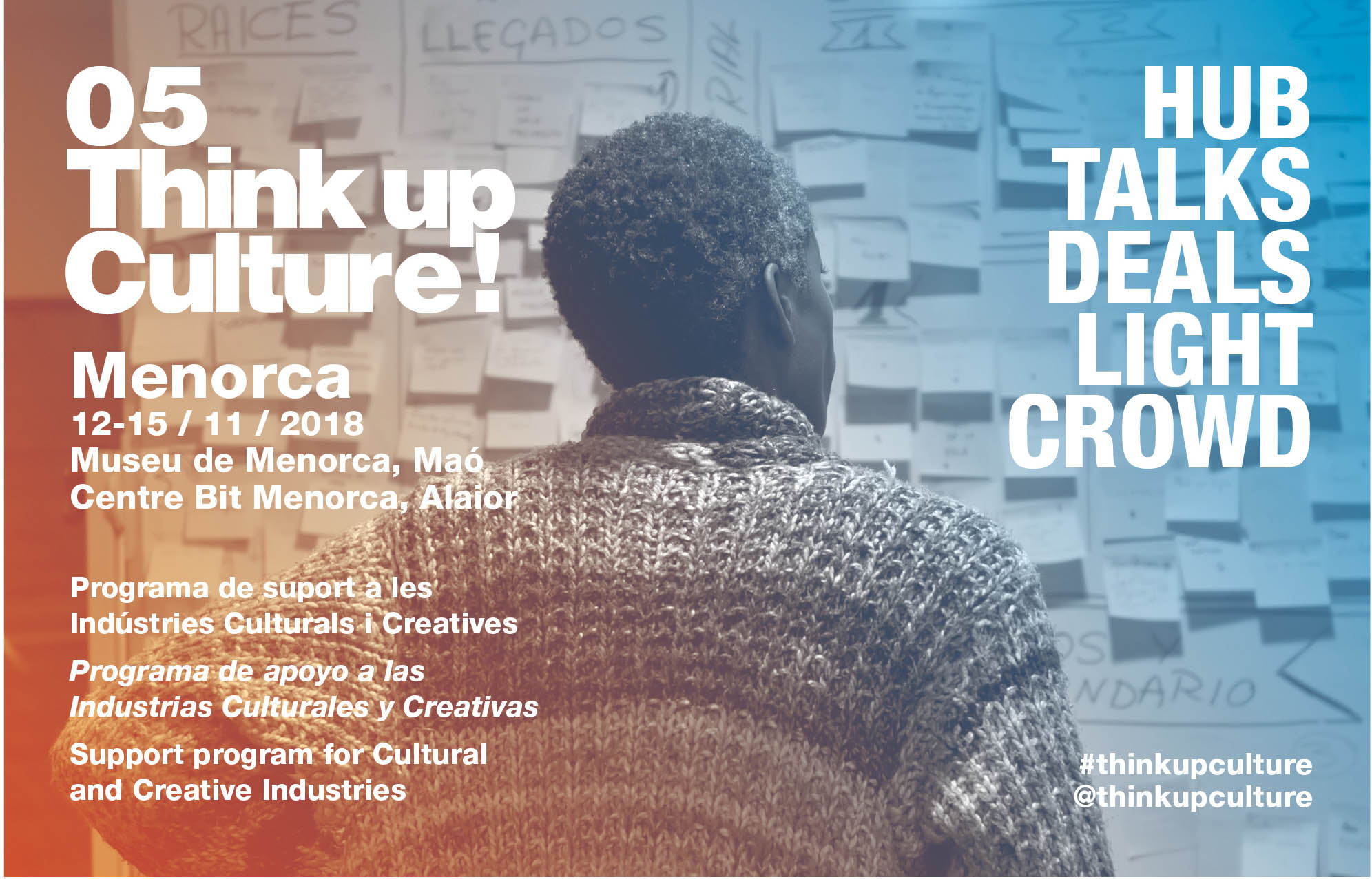 Think up Culture! Menorca