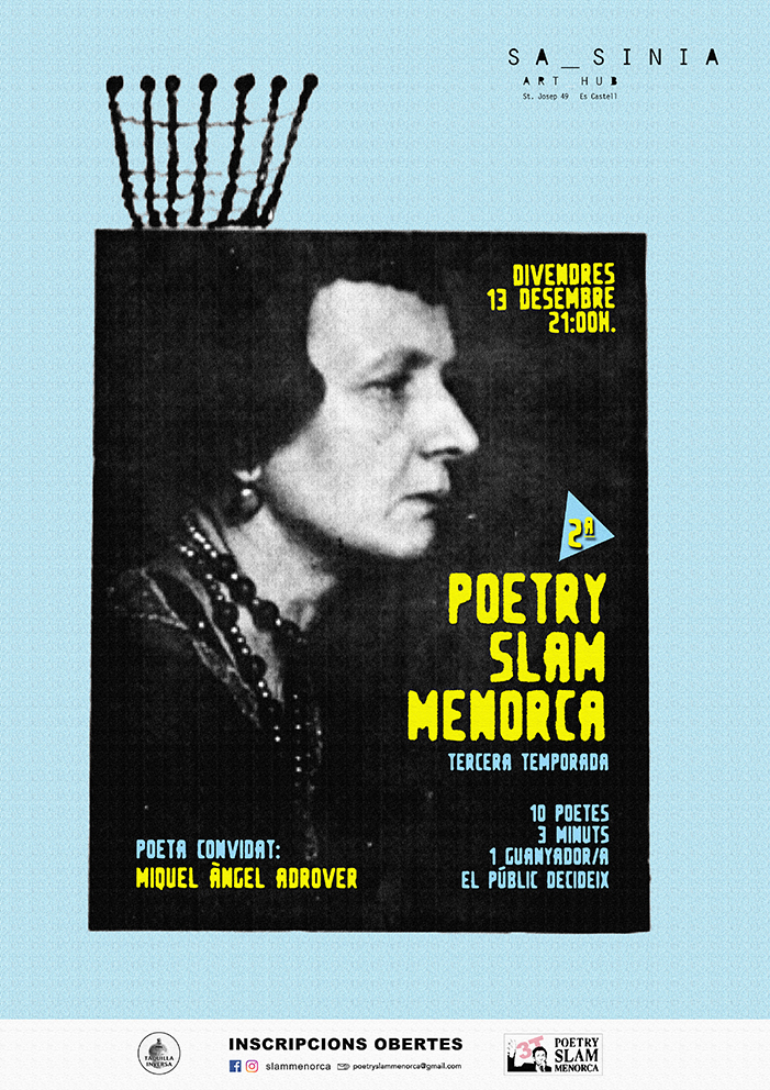Poetry Slam Menorca: Segon round