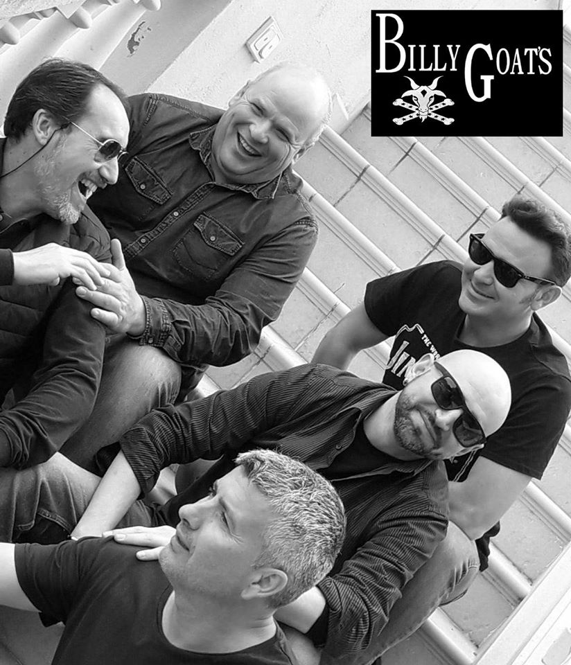Concert de Rock amb Billy Goats
