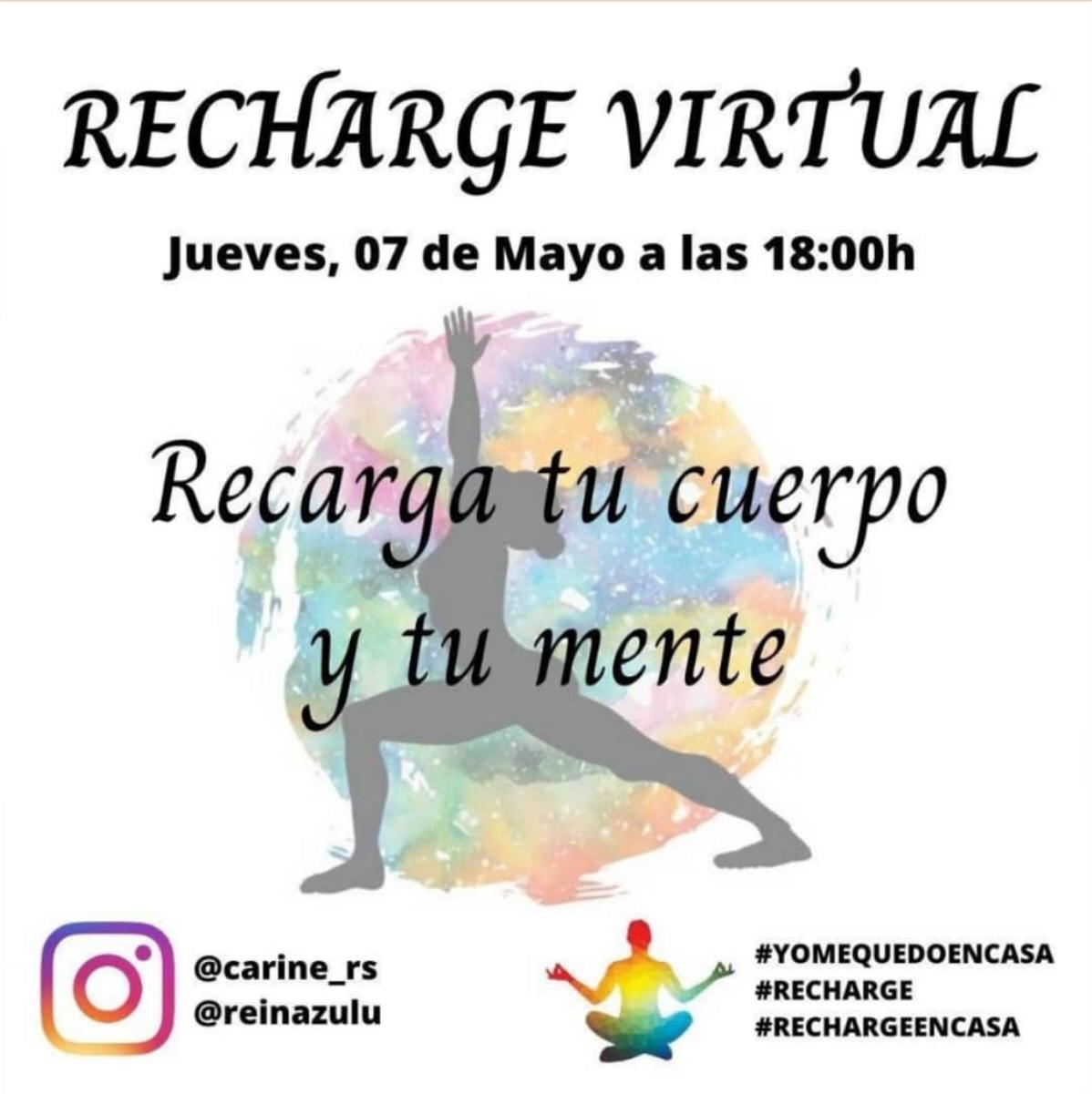 Recharge virtual