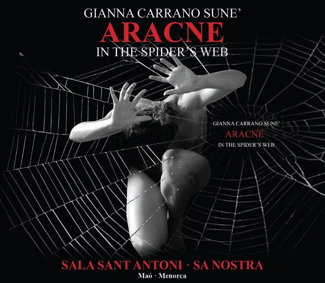 "Exposició: ""ARACNE in the spider's web"""